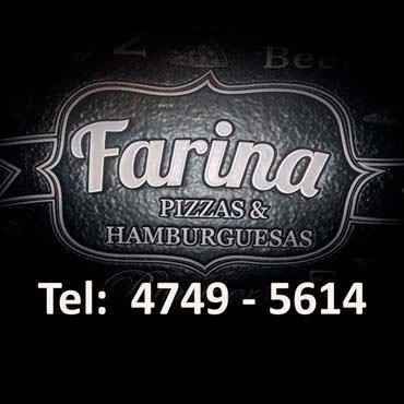 Farina Bar & Pizza Tigre